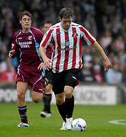 Photo: Jed Wee/Sportsbeat Images.<br /> Scunthorpe United v Sunderland. Pre Season Friendly. 21/07/2007.<br /> <br /> Sunderland's Daryl Murphy.
