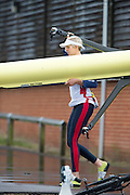 Caversham, Nr Reading, Berkshire.<br /> Victoria THORNLEY<br /> GBRowing Media Day.<br /> <br /> Wednesday 11.05.2016<br /> <br /> [Mandatory Credit: Peter SPURRIER/Intersport Images]