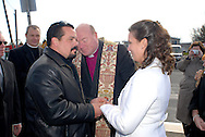 12/7/09 - 11:26:55 AM - FORTESCUE, NJ: Diana & Ken - December 7, 2009 - Fortescue, New Jersey. (Photo by William Thomas Cain/cainimages.com)