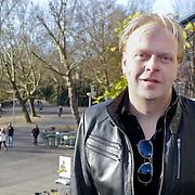 NLD/Amsterdam/20111128 - Pespresentatie Wie is de Mol 2011, Frits Huffnagel