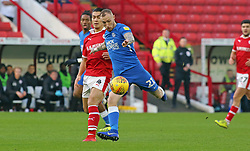 Marcus Maddison of Peterborough United shoots at goal against Barnsley - Mandatory by-line: Joe Dent/JMP - 26/12/2018 - FOOTBALL - Oakwell Stadium - Barnsley, England - Barnsley v Peterborough United - Sky Bet League One