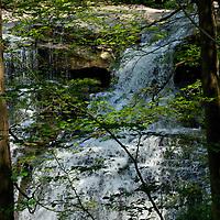 Cuyahoga National Park.  Brandywine Falls
