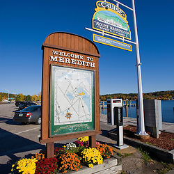 Meredith, New Hampshire.