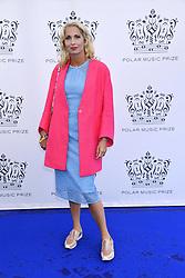 June 15, 2017 - Stockholm, Sweden - Viktoria Tolstoy ..Polar Music Prize 2017, Stockholm, Sweden 2017-06-15..© Karin Törnblom / IBL. (Credit Image: © Aftonbladet/IBL via ZUMA Wire)