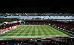 General view of Ashton Gate home to Bristol City