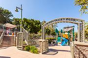 Children's Playground and Sprayground at Crown Valley Park
