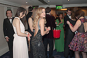 NATALIE PAGE;  MASIE MARTHENSSON - THE 35TH WHITE KNIGHTS BALLIN AID OF THE ORDER OF MALTA VOLUNTEERS' WORK WITH ADULTS AND CHILDREN WITH DISABILITIES AND ILLNESS. The Great Room, Grosvenor House Hotel, Park Lane W1. 11 January 2014