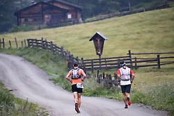 23.07.2016, Kals, AUT, Grossglockner Ultra Trail 2016, im Bild Führender des Grossglockner Ultra Trail Fister Gerald (AUT) und  Grasel Florian (AUT) // during the 2016 Grossglockner Ultra Trail. Kals, Austria on 2016/07/23. EXPA Pictures © 2015, PhotoCredit: EXPA/ Johann Groder