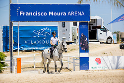 Spits Thibault, BEL, Classic Touch Dh<br /> FEI Jumping European Championships for Young Riders, Juniors, Children - Vilamoura 2021<br /> © Hippo Foto - Leanjo de Koster<br /> 19/07/2021