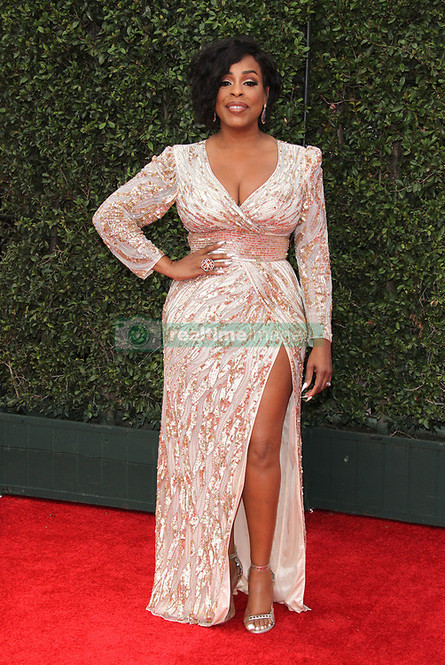 49th Annual NAACP Image Awards - Los Angeles. 15 Jan 2018 Pictured: Niecy Nash. Photo credit: Jaxon / MEGA TheMegaAgency.com +1 888 505 6342