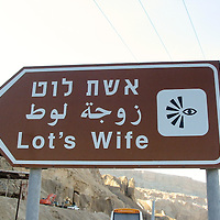 Signs of the Holy Land