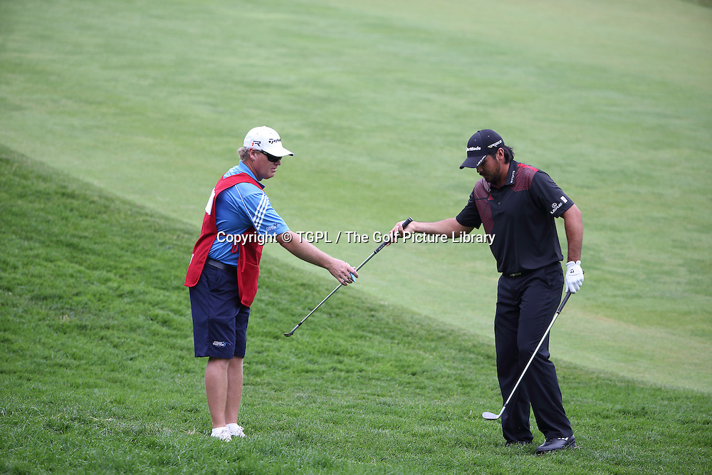 Jason DAY (AUS) during fourth round  US Open Championship 2013,Merion,East Course,Ardmore,PA,USA.
