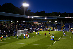 A general view as Sunderland attack at Gigg Lane - Mandatory by-line: Matt McNulty/JMP - 10/08/2017 - FOOTBALL - Gigg Lane - Bury, England - Bury v Sunderland - Carabao Cup - First Round