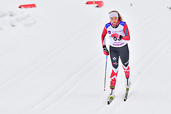WILKIE Natalie, CAN, LW8 at the 2018 ParaNordic World Cup Vuokatti in Finland