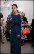 CAROLINE ISSA, The Launch of OSMAN the Collective No.3, hosted by Valeria Napoleone, Kensington. 15 May 2014.