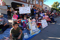 Scenes from the 2015 Veterans Day Parade on Wednesday through Oldtown Salinas.