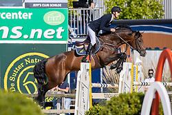 Van Beek Roy, BEL, Chacco Me Biolley<br /> Belgisch Kampioenschap Jeugd Azelhof - Lier 2020<br /> <br /> © Hippo Foto - Dirk Caremans<br /> 30/07/2020