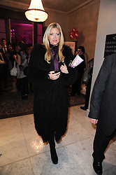 CAPRICE BOURRET at the after show party following the first night of the musical Legally Blonde, held at the Waldorf Hilton Hotel, Aldwych, London on 13th January 2010.