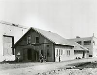 1927 DeMille/Lasky Barn at Paramount Studios