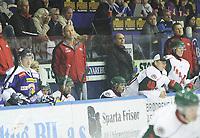 """Ishockey , <br /> Treningskamp , <br /> Sparta Amfi , <br /> 07.08.2010 , <br /> Sparta v Frölunda Indians , <br /> Trener Kent """"Lill-Kenta"""" Johansson ,<br /> Foto: Thomas Andersen / Digitalsport ,"""