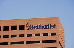 Methodist Hospital in the Texas Medical Center, Houston.