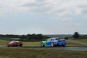 August 23, 2015: IMSA GT Race: Virginia International Raceway  #17 Wolf Henzler, Brian Sellers, Falken Tire Porsche 991 RSR GTLM
