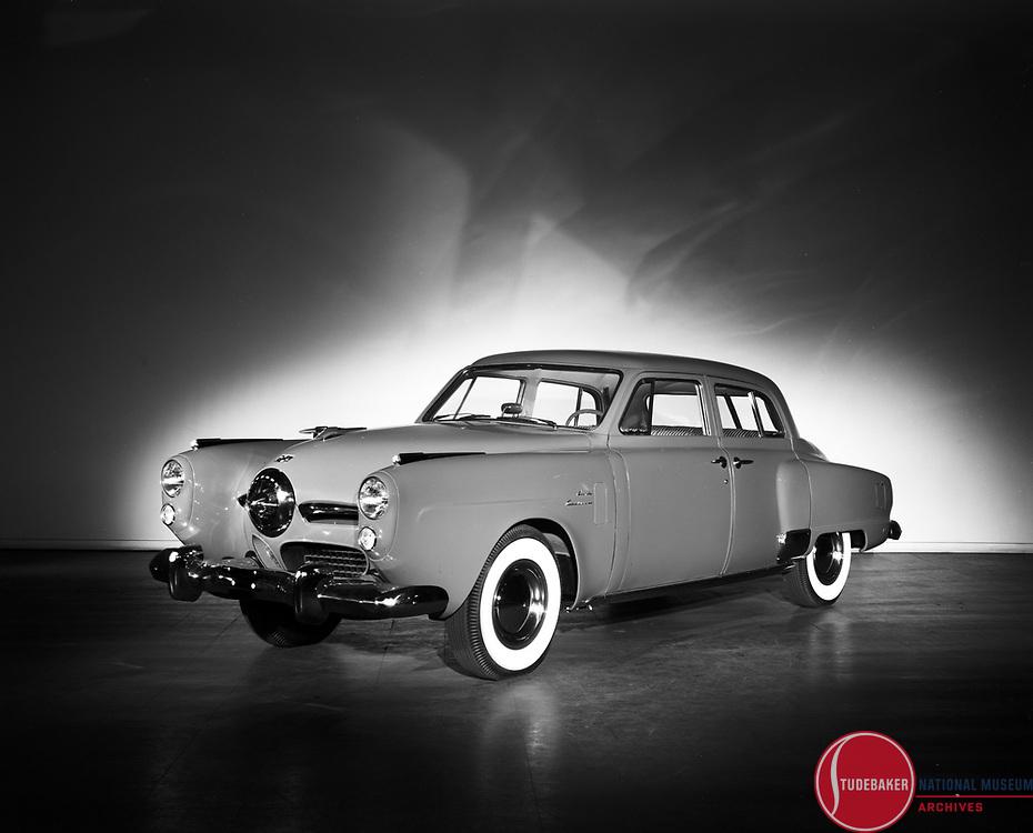 1950 Studebaker Land Cruiser