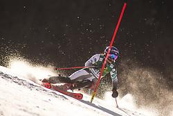 Asa Ando (JPN)  during the Ladies' Slalom at 56th Golden Fox event at Audi FIS Ski World Cup 2019/20, on February 16, 2020 in Podkoren, Kranjska Gora, Slovenia. Photo by Matic Ritonja / Sportida