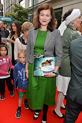 Jasmine Guinness arriving at The opening night of Wind in The Willows at the London Palladium, Argyll Street, London England. 29 June 2017.<br /> Photo by Dominic O'Neill/SilverHub 0203 174 1069 sales@silverhubmedia.com