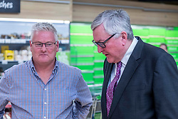 Pictured: Fergus Ewing<br /><br />Cabinet Secretary for the Rural Economy Fergus Ewing visitd Asda's superstore at the Jewel in Edinburgh today and sampled Scottish-produced food products – sales of which have grown by 5% year-on-year.<br /><br />The rise inScottish food product sales has outperformed food sales across the rest of Asda's business.<br /><br />Mr Ewing met Heather Turnbull, Asda's Scottish Buying Manager and suppliers which have worked with Asda's Supplier Development Academy, delivered in partnership with Scotland Food & Drink and part funded by the Scottish Government.<br /><br />The Supplier Development Academy aims to generate new sales for Scottish food and drink businesses by providing suppliers with expert advice and insight into supermarket trading.<br /><br /> Ger Harley | EEm 28 November 2019