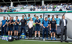 Srecko Katanec, head coach of Slovenia (R) during football match between National teams of Slovenia and Malta in Round #6 of FIFA World Cup Russia 2018 qualifications in Group F, on June 10, 2017 in SRC Stozice, Ljubljana, Slovenia. Photo by Vid Ponikvar / Sportida