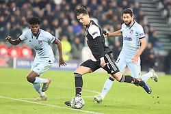 Torino 20191126 : 5 Thomas - 7 Ronaldo - 18 Felipe UEFA Champions league Group match between Juventus and Atletico Madrid. Torino, Italy, 26.11.2019. Photo Primoz Lovric / Sportida