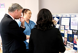 """Scottish Labour leader Richard Leonard and Health spokesperson Monica Lennon met with midwives in NHS Lanarkshire, ahead of a Scottish Labour debate which calls on the SNP Government to invest an additional £10 million for the implementation of Best Start and to investigate claims that midwives are not being given sufficient resources to do their jobs.<br /> <br /> Scottish Labour will use parliamentary time this week to call on the SNP Government to investigate reports that midwives do not have enough resources to do their jobs safely.<br /> <br /> Concerns have been raised in an open letter by midwives in NHS Lothian, which claim they do not have enough computers, equipment and pool cars.<br /> <br /> Scottish Labour have also called for an additional £10 million to be allocated towards the implementation of the Best Start recommendations, to ensure that midwives are given adequate time, training and resources.<br /> <br /> Scottish Labour Health Spokesperson Monica Lennon said:<br /> <br /> """"Midwives play a crucial role in caring for women and babies. The best way of recognising their contribution to our NHS is by making sure they have enough resources to do their jobs safely.<br /> <br /> """"That's why Scottish Labour is calling on the SNP Government to investigate reports about a lack of equipment and resources, and to provide an additional £10 million towards the implementation of the Best Start recommendations.<br /> <br /> """"The Health Secretary must listen to the concerns of midwives and take urgent action to address the workforce crisis.""""<br /> <br /> Pictured: Richard Leonard and Monica Lennon chat to midwife Elaine Daly <br /> <br /> Alex Todd 