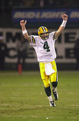 NFL-Green Bay Packers at Oakland Raiders-Dec 22, 2003