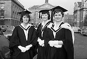 1962-06/12 TCD Graduations
