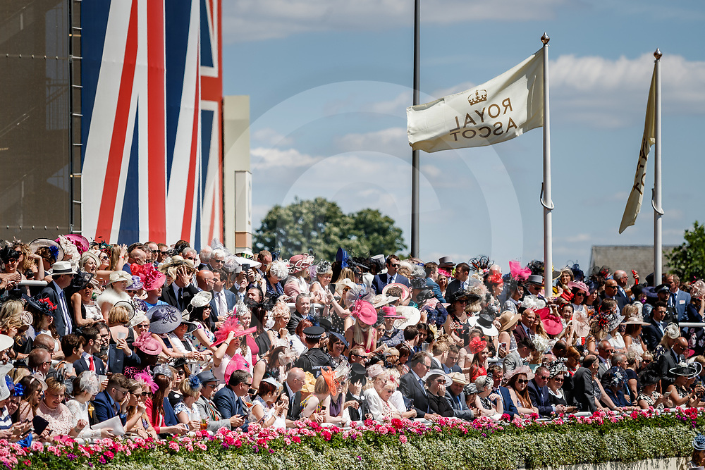 Scenes, Royal Ascot 21/06/2018, photo: Zuzanna Lupa