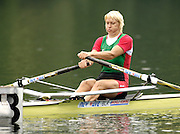 2006 FISA World Cup, Lucerne, SWITZERLAND, 08.07.2006.BBLR W1X Ekaterina Karsten.  Photo  Peter Spurrier/Intersport Images email images@intersport-images.com....[Mandatory Credit Peter Spurrier/Intersport Images... Rowing Course, Lake Rottsee, Lucerne, SWITZERLAND.