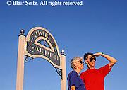 Active Aging Senior Citizens, Retired, Activities, Elderly Hiking in City Park