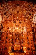 MEXICO, COLONIAL CITIES Topotzotlan; St.Francis Seminary