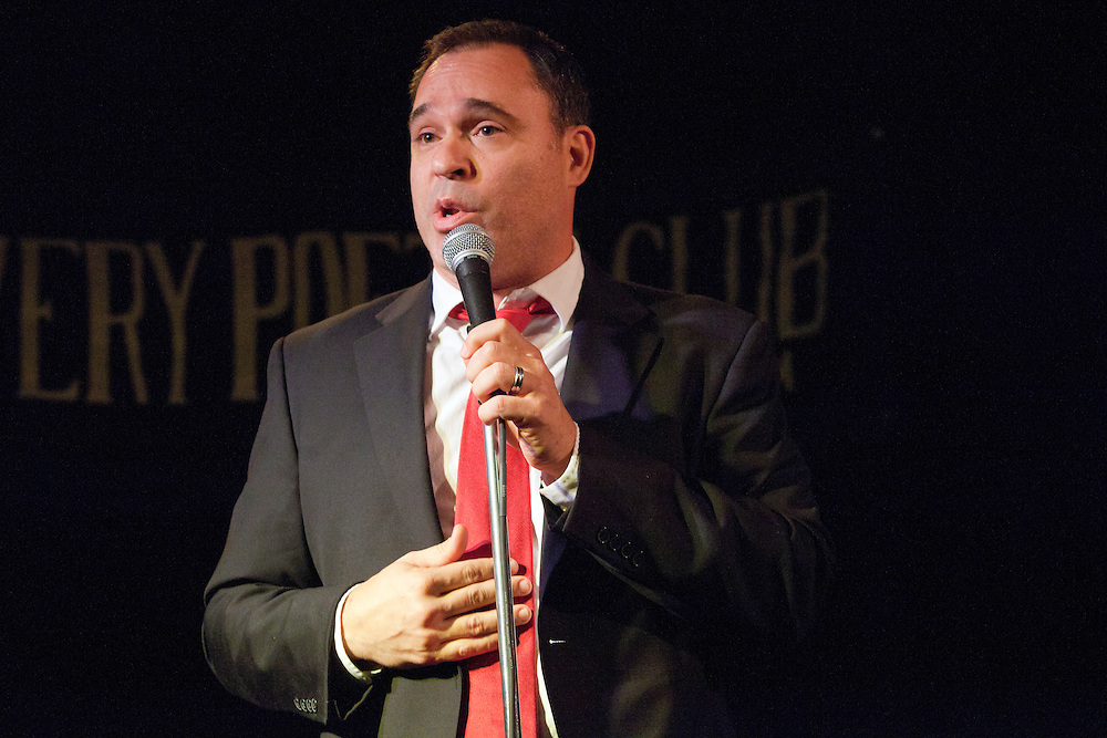 Schtick or Treat - November 1, 2011 - Bowery Poetry Club - Andy Pitz