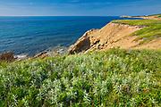 Cabot Trail. Cape Breton Island. Appalachian Mountain chain.  <br />Marjoree Harbour<br />Nova Scotia<br />Canada