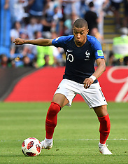 Kylian Mbappe Emerges On World Stage - 30 June 2018