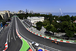 June 24, 2017 - Baku, Azerbaijan - Motorsports: FIA Formula One World Championship 2017, Grand Prix of Europe, .#2 Stoffel Vandoorne (BEL, McLaren Honda) (Credit Image: © Hoch Zwei via ZUMA Wire)