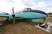 De Havilland DH 114 Heron 2D, The de Havilland Aircraft Museum, Salisbury Hall, Shenley, London Colney, Hertfordshire, 24 July 2018, Photo by Richard Goldschmidt,