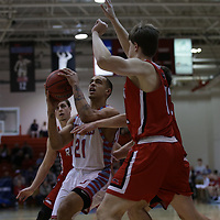 Men's Basketball: Saint John's University (Minnesota) Johnnies vs. Ripon College Red Hawks