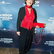 NLD/Zaandam/20190128- première musical Op Hoop van Zegen, Vivian Boelen