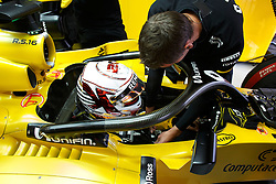 October 28, 2016 - Mexico - City, Mexico - 20 Kevin Magnussen (DEN, Renault Sport Formula 1 Team),  Motorsports: FIA Formula One World Championship 2016, Grand Prix of Mexico, (Credit Image: © Hoch Zwei via ZUMA Wire)