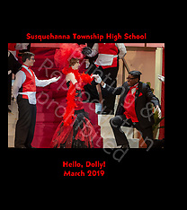 STHS Hello Dolly 2019