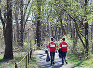 Silver Lake Nature Center Cleanup in Bristol, Pennsylvania