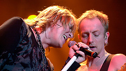Sheffields own Def Leppard play Sheffield Arena 2003